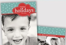 digital templates / Templates for photographers, holiday photo cards, christmas photo cards, CD template designs, album templates, photographer templates / by Photography by Alison