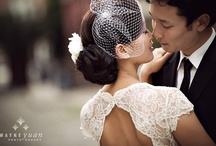 Wedding Photography / The blushing bride and handsome groom are just the beginning.