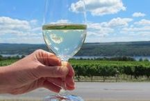 Finger Lakes Wine / Finger Lakes Wine Country is home more than 100 wineries centered around Keuka, Seneca, Cayuga, and Canandaigua Lakes. In addition, many of the producers are also members of their respective wine trails which host year-round wine and food event weekends.  The Finger Lakes is a world-class wine producing region that specializes in aromatic white varieties like Riesling and Gewurztraminer.  The region is finding exciting success with cool-climate reds like Cabernet Franc and Pinot Noir.   / by Finger Lakes WineCountry