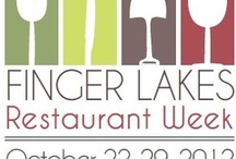 Finger Lakes Restaurant Week / by Finger Lakes WineCountry