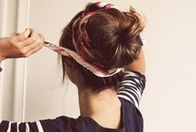 Hair - Accesories / by Nikki Linares