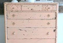 Painted Furniture / Beautiful Painted Furniture / by Nicolette Tabram Designs