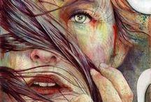 Paintings / by Lisa