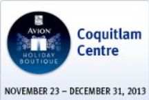 RBC Avioner Holiday Boutique / RBC Events and Information