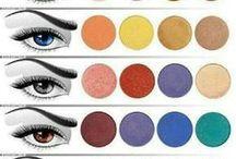 Makeup TTT - Eyes / by Nikki Linares