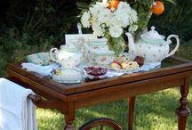 Afternoon Tea / The glamour and elegance of the English afternoon tea