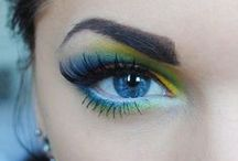 Eyeshadow - Colors - Greens/Yellows / by Nikki Linares