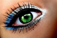 Eyeshadow - Colors - Blues/Purples / by Nikki Linares