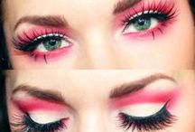 Eyeshadow - Colors - Reds/Oranges/Yellows / by Nikki Linares