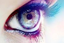 Eyeshadow - Colors - Pinks/Purples / by Nikki Linares