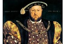 ALL THINGS TUDOR / Specifically, King Henry VIII's Dynasty to incl.movies,books, art,costumes,etc. / by Alana Silvea