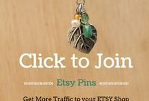 Etsy Pins Group Board / Join this Etsy Group Board to promote your listings HANDMADE or VINTAGE ITEMS ONLY... no supplies. >>> Step One: Follow this board<<< Step Two: Favorite my shop https://www.etsy.com/shop/LeoandLovey and I will favorite yours. >>> Step Three: Send a message through Etsy to me and leave your Pinterest URL and I will add you<<< Rules: Etsy Posts only, they must link to an etsy shop, Five posts per day.  <<<