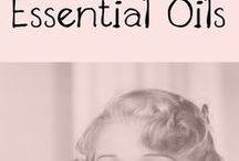 Essential Oils / Essential Oils for biz and mama bliss and wellness!