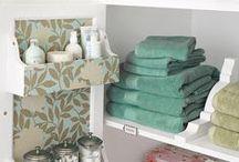 Organization - Bathroom