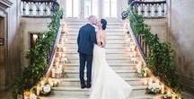 real wedding: armour house