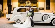 real wedding: cafe brauer