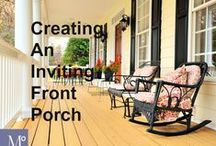 "GARDEN | PORCH | PATIO / ""How deeply seated in the human heart is the liking for gardens and gardening.""   Alexander Smith   / by Geralin Thomas 
