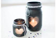 Mason Jar Love / by Sarah Kanoa