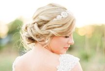 Wedding Hair & Beauty / by KJ and Co.