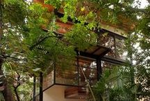 Architecture / Houses, architecture, contemporary, modern