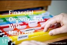 HOME OFFICE ORGANIZATION / Organizing services for your home office. Tips, tools and resources for you to be productive + efficient.  / by Geralin Thomas | Become a Professional Organizer