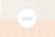pattern / by Seonsuk Kim