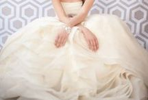 Ball gown Wedding Dresses / by Solutions Bridal Designer House