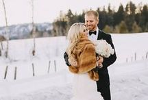 Winter Weddings / by KJ and Co.
