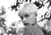gagatka's hair love / by Agata Karelus