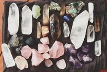 Crystals / Addicted to shiny things