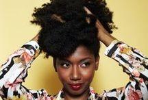 Beautiful Hair / by Larissa Neri