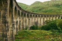 Dream roadtrip to UK and Ireland