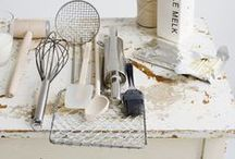 Kitchen & food (p)inspiratie