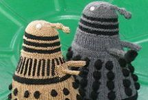 Geeky and Unusual Knits / by Barb Weakley
