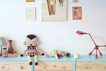 Kids, Rooms / by Cathy Part