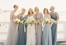 Bridesmaid Style / Gorgeous inspiration for your girls!