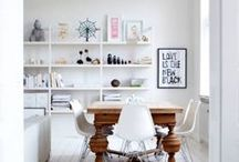 Home Is Where Ever I'm With You. But Also Here. / White • Minimal • Bedroom • House • Office • Clean • Modern Dome