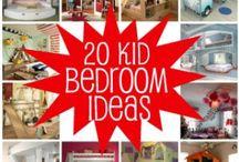 Kid's Room / by Cassandra Rhymer