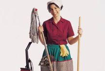 cleaning ideas / by Cassandra Rhymer