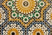 Arabic/Islamic/Turkish patterns