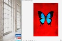 Dream Home / Modern art, large-scale paintings for your home. True colours! Timeless style! A big spot on your wall with a painting! THE BERLIN Art Gallery! We are a contemporary gallery committed to selling quality art, large format paintings at affordable prices.