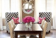 Outstanding Dining Rooms / Dine in style with any of these dining room pins for inspiration.