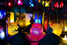 Fanoos, Lanterns, Candles, Lamps