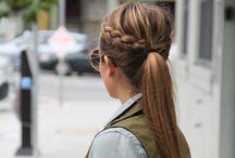 War Paint & Hair Fixin's