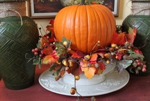 Fall Decorating / by Andrea Haywood at Opulent Cottage