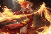 Fire Style: Women