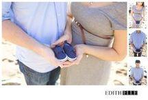 Family Photography Ideas / Family photo ideas. Maternity photo ideas. Baby photo ideas! / by Edith Elle Photography