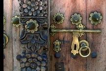 Doors, Keys, & Archways