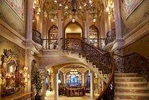 Stairs, Windows, & Ceilings