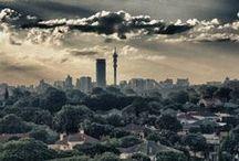 Jozi - Mzansi - Johannesburg